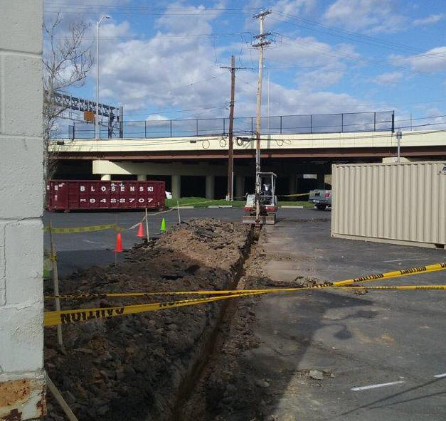Parking Lot Light Pole Grounding: Underground Electrical Wiring For Parking Lots By Able