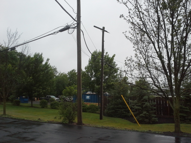 Utility Poles By Able Group Inc  Havertown, PA