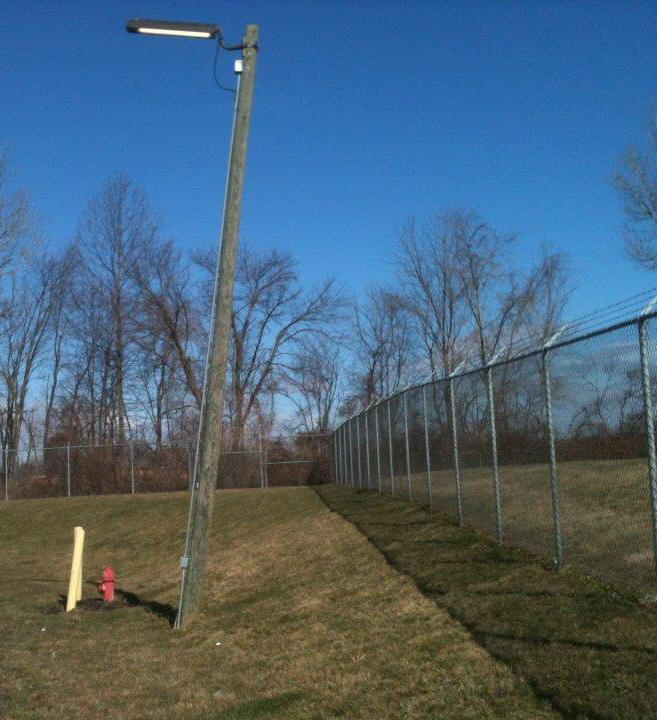 Utility Poles By Able Group Inc. Havertown, PA