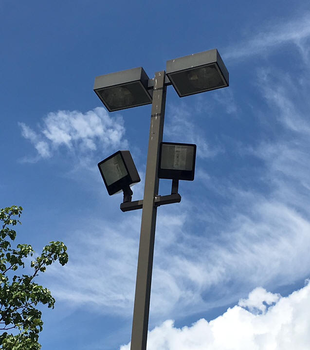 Lighting Poles By Able Group Inc. Havertown, PA